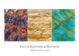 STITCH RHYTHMS AND PATTERNS