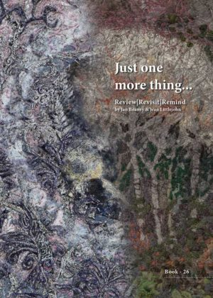 JUST ONE MORE THING…REVIEW, REVISIT, REMIND